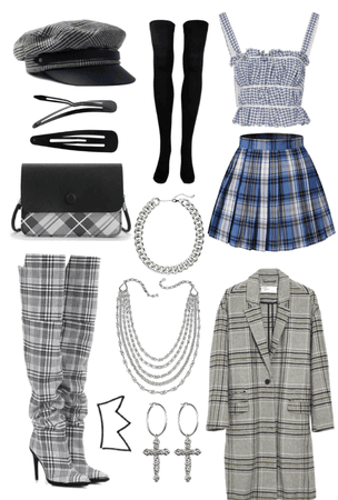 all plaid all the time