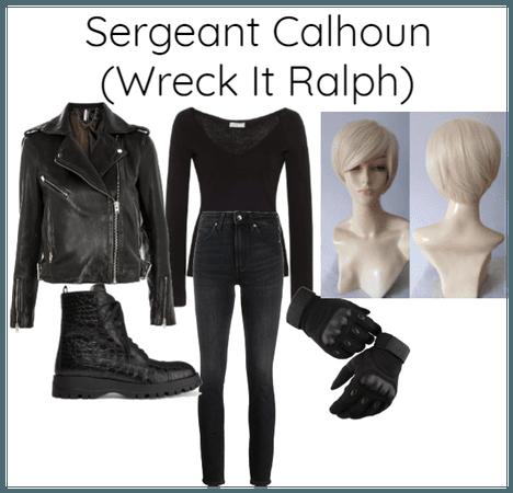 Sergeant Calhoun (Wreck It Ralph)