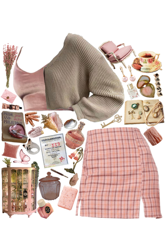Umbridge's Office- Outfits Inspired By Places