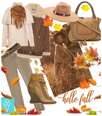 # Hello Fall # Shoplook # Autumn # Everyday