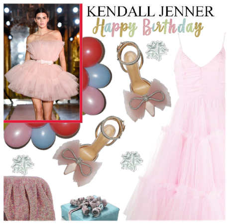 Happy Birthday Kendall 11/3
