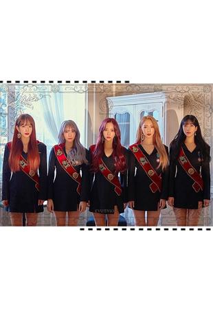 QUEENDOM: Finding Cherry Bomb Thirteen Girls Photoshoot