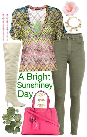 A Bright Sunshiney Day