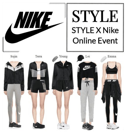 STYLE X Nike Online Event
