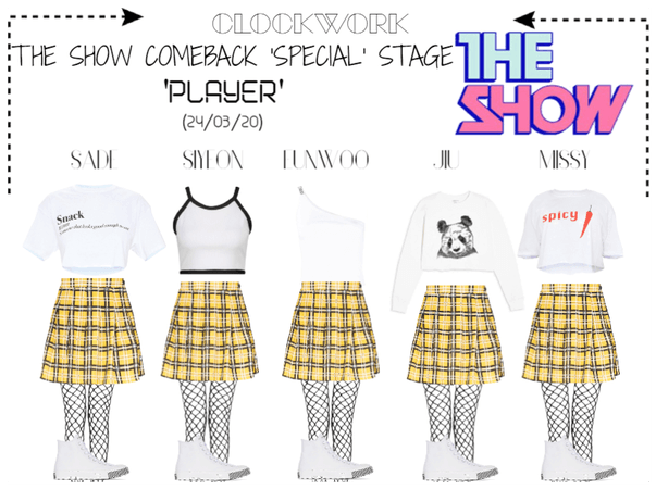 *CWK* THE SHOW STAGE | 'PLAYER'