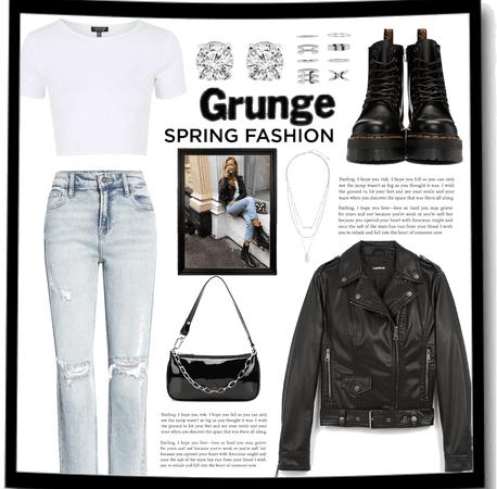 grunge spring