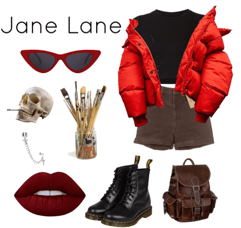 Jane Lane Inspired Outfit
