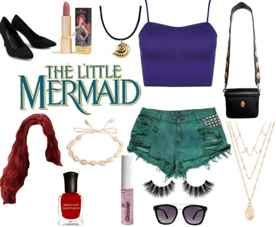 little mermaid-Ariel