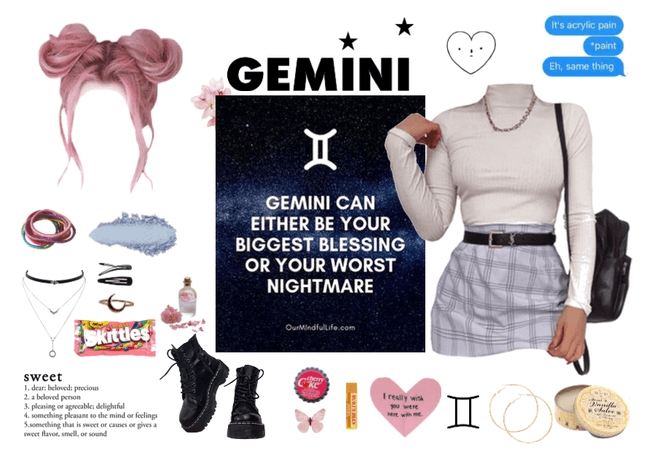 Soft side of Gemini