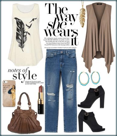 Street Style Pocahontas