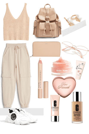 all nude/ pink fit