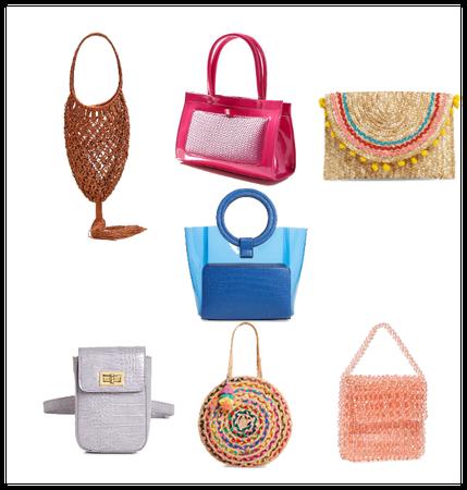 Updated Summer Bag Trends