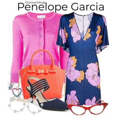 Penelope Garcia criminal minds