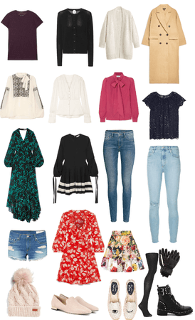 Fall Japan Packing List