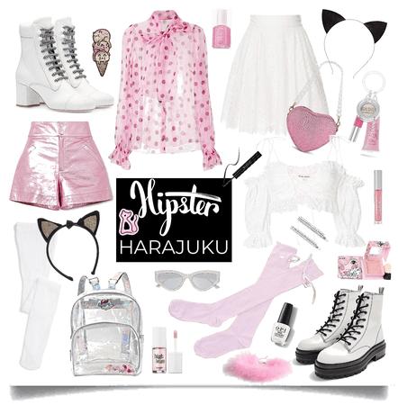 hipster harajuku