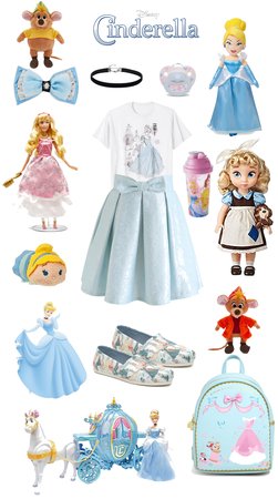 Cinderella agere outfit