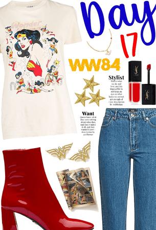 Wonder Woman | Day 17
