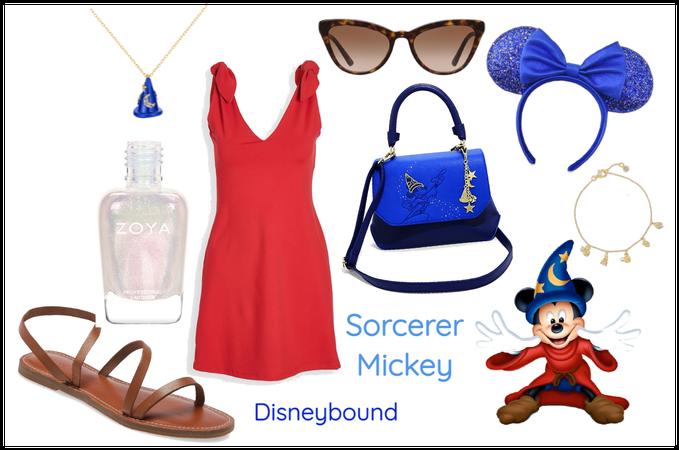 Disneybound Sorcerer Mickey