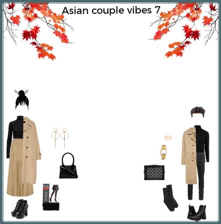 Asian couple vibes by Giada Orlando 2019