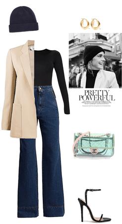 Emma Watson Street Style Fall