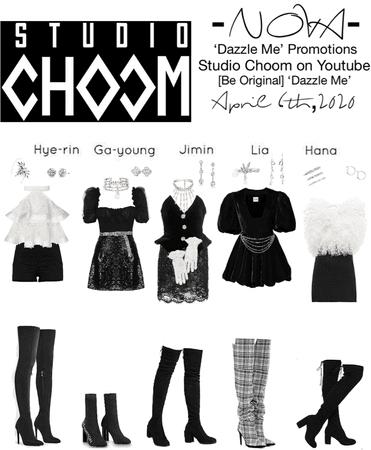 -NOVA- 'Dazzle Me' Studio Choom