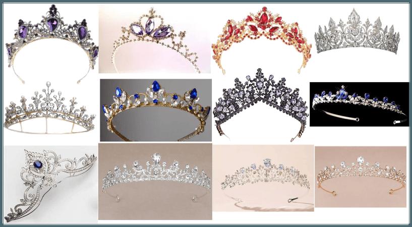 Crown's & Tiara's