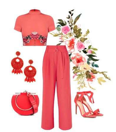 Pantone Color of the Year: Living Coral