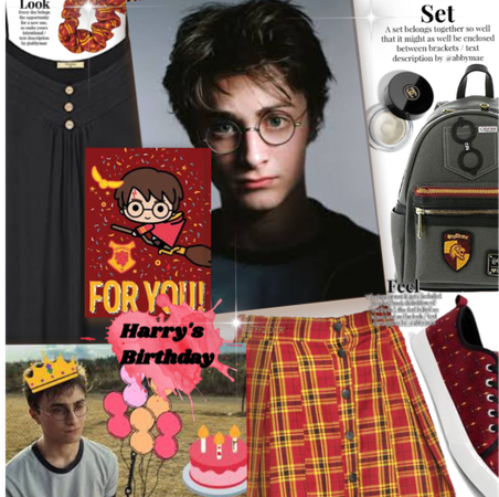 Dear Harry, Happy Birthday!