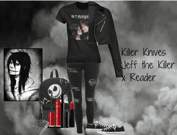 Killer Knives-Outfit #1