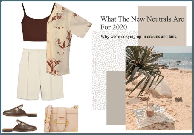 Summer Neutrals 2020