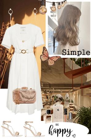 Korean Ulzzang Style✨  Dress ulzzang my version