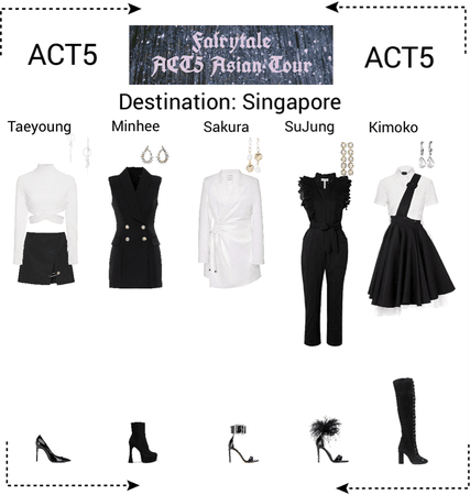 ACT5 - Fairytale Tour - Singapore