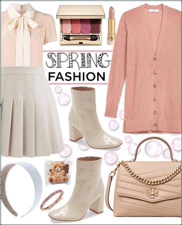 Pink This Spring