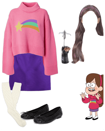 Gravity falls (Mabel pines)