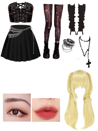 Misa Amane outfit #1