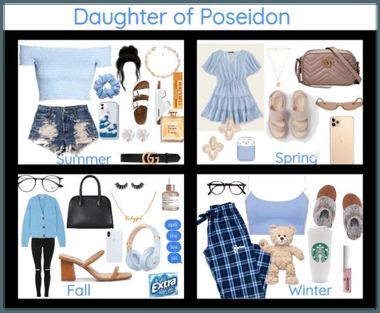 #daughter of Poseison