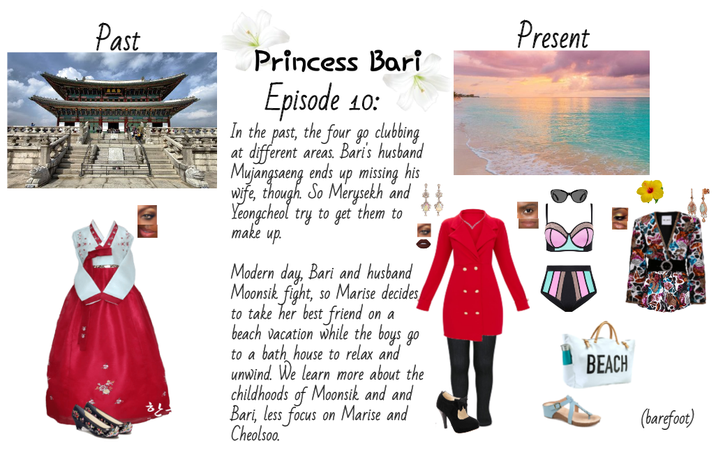 Princess Bari | Episode 10 with Iris