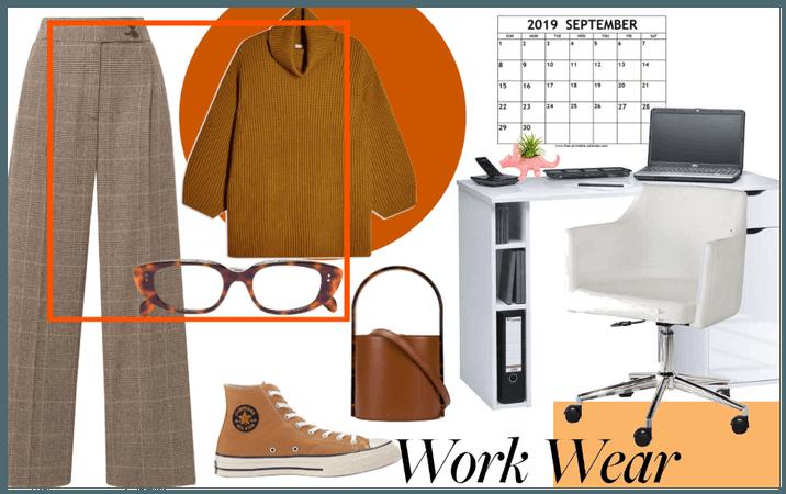 September workin' casually