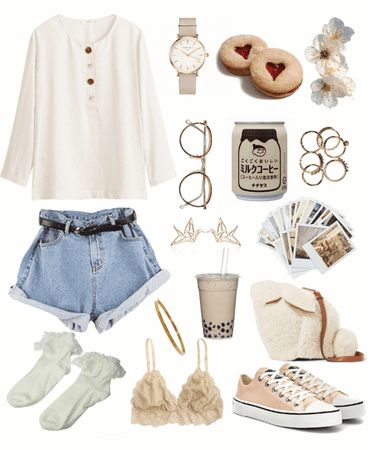 My perfect style to chill ❤️