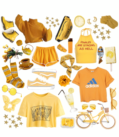 yellow is the happiest color