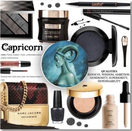 Capricorn Beauty