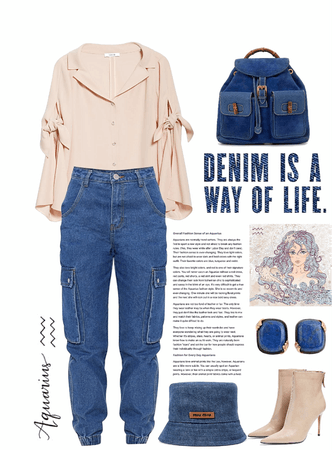 Blue Denim Everyday