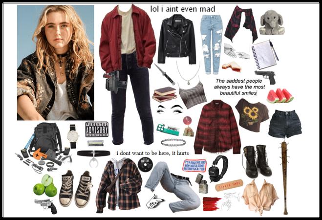 Jenny Walker (The Walking Dead OC)