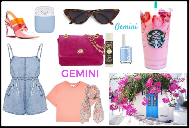 Outgoing Gemini