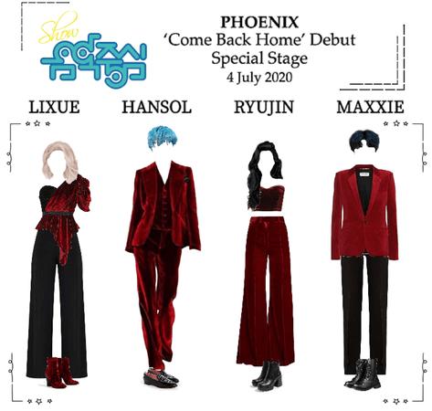 PHOENIX [피닠스] Show! Music Core 200704