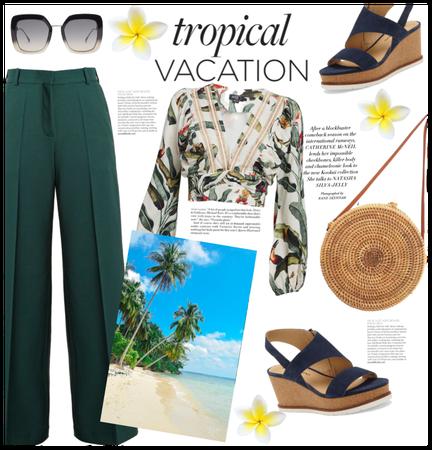 Tropical Destination Spring Break