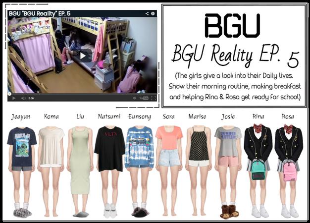 "BGU ""BGU Reality"" EP. 5"