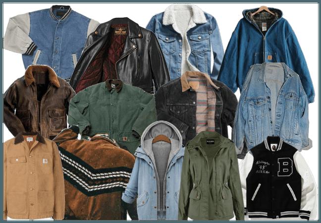 Jacket I Want
