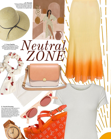 summer in the neutral zone