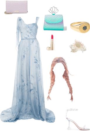 mermaid prom party